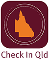 Check in QLD app icon