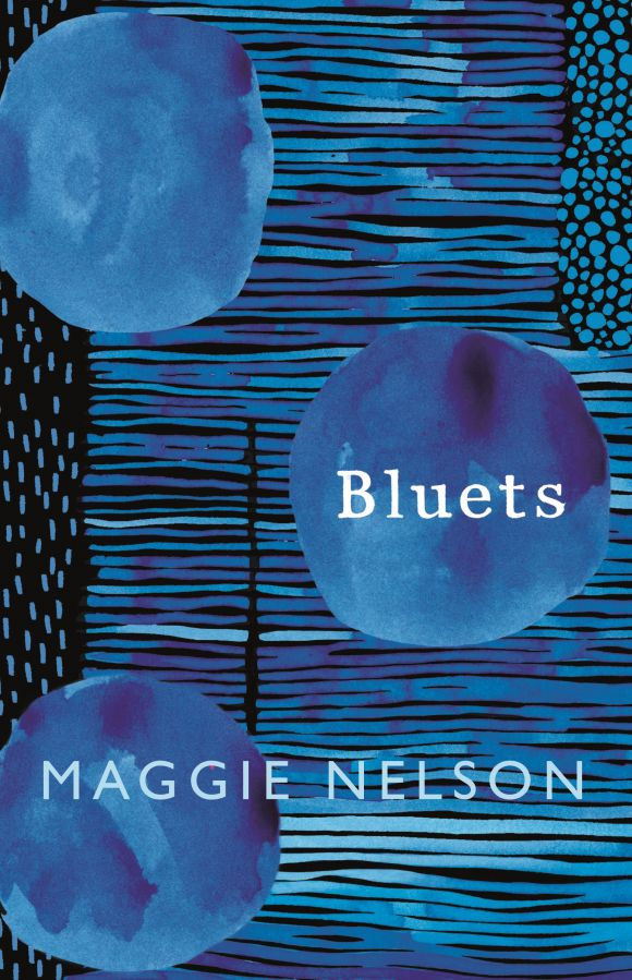 Bluets by Maggie Nelson