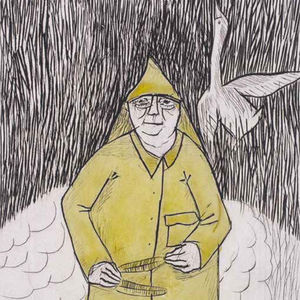 william robinson sketch